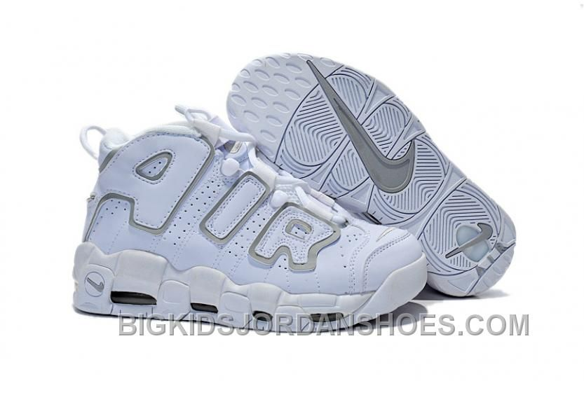 the latest b70f8 40a2f httpwww.bigkidsjordanshoes.comnike-air-more-uptempo-gs-white-wolf-grey-women-size-55-to-size-8-lastest-dzxxa.html  NIKE AIR MORE UPTEMPO GS WHITE WOLF ...
