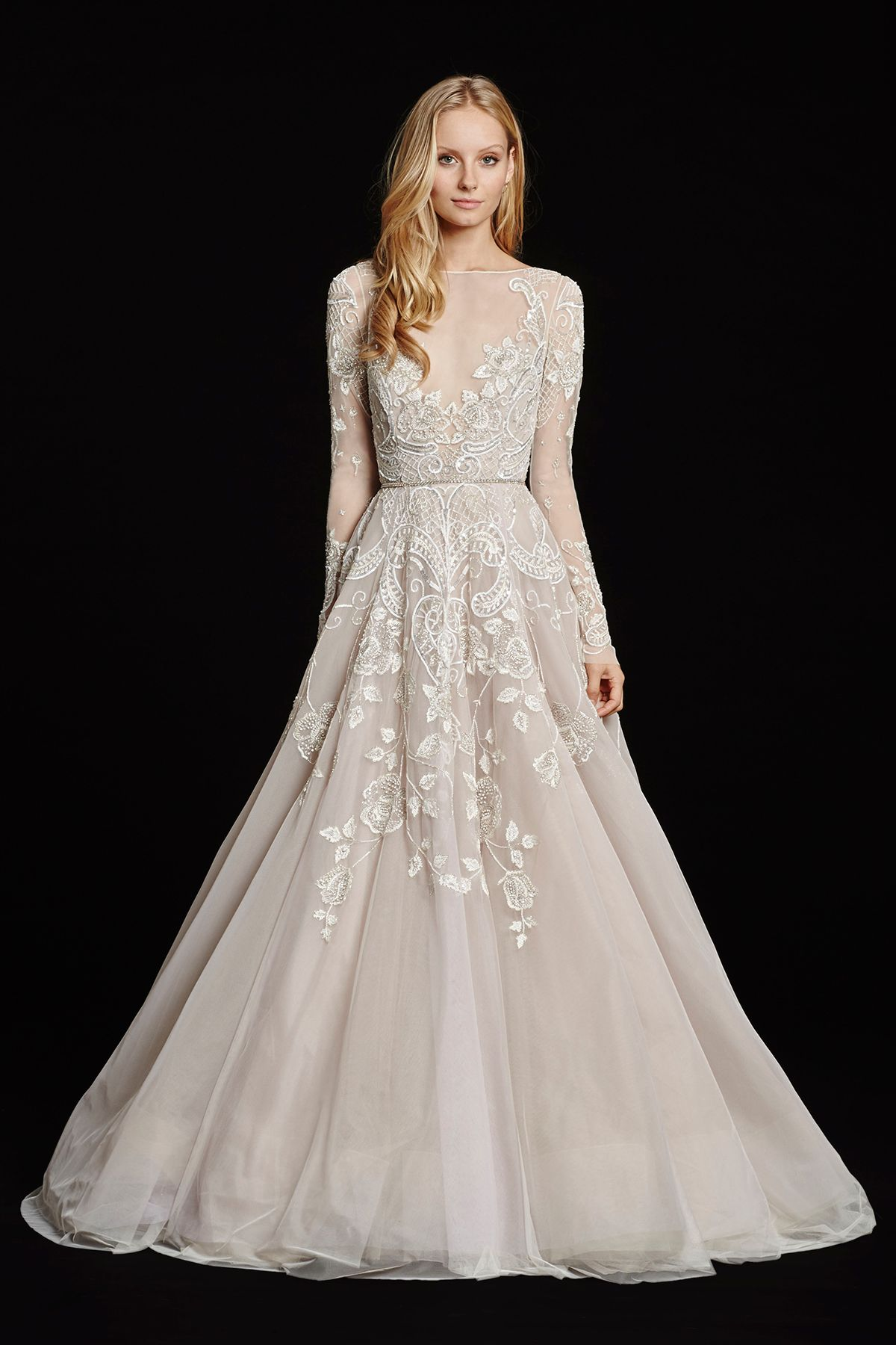 Hayley Paige wedding dress available at StarDust Celebrations in ...