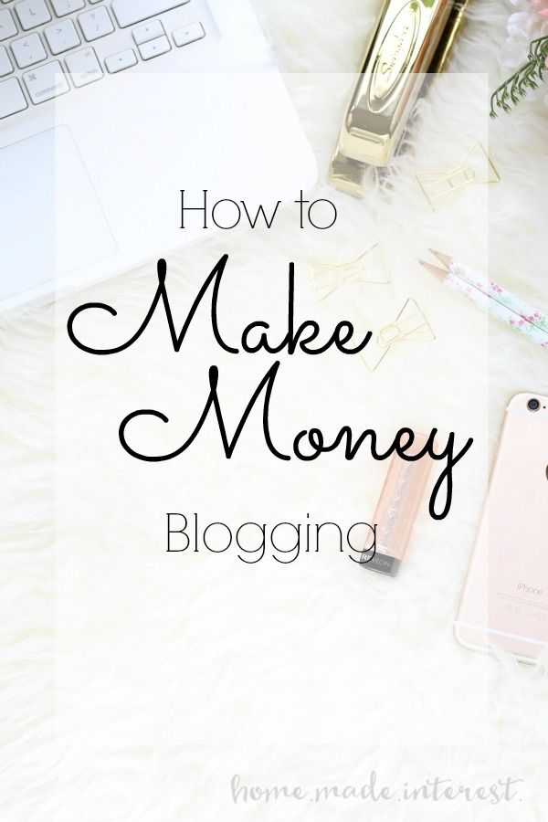 how to monetize your blog and make money