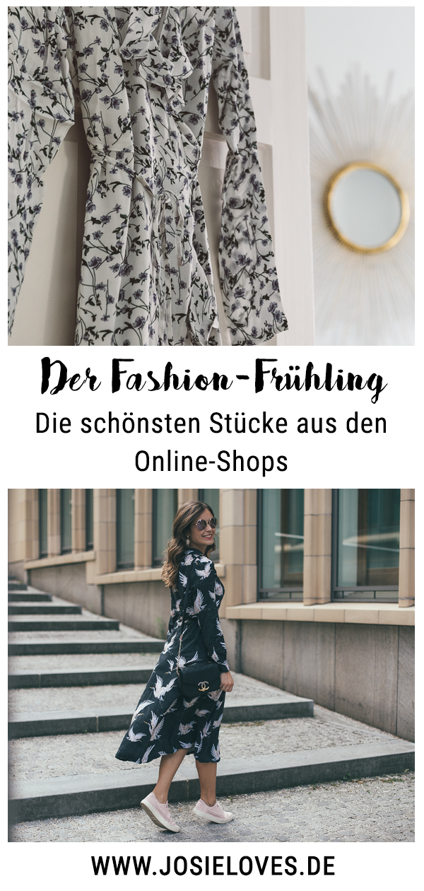 230ccb06ff6ebc Vorfreude auf den Fashion-Frühling: Die schönsten Stücke in meinen ...