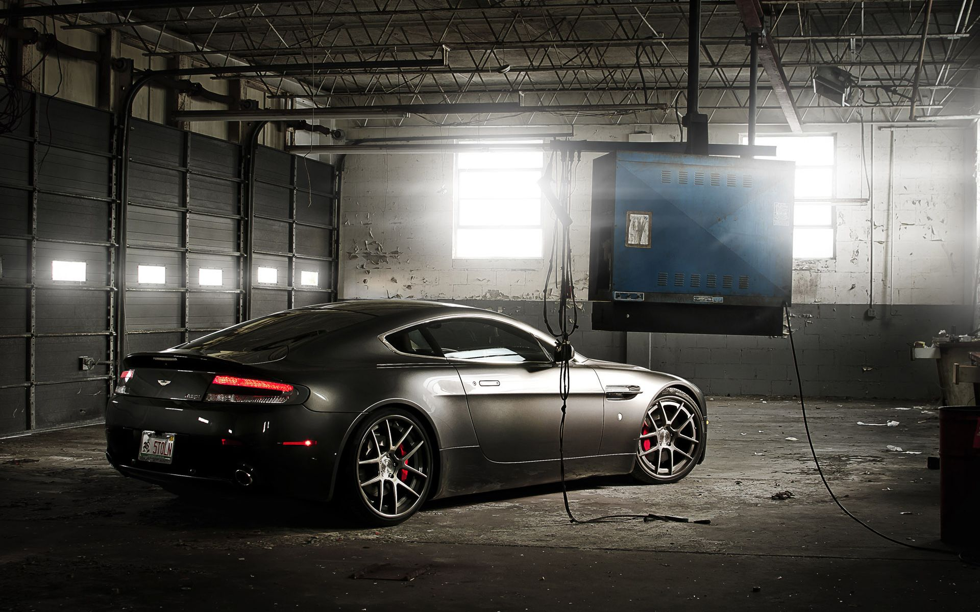 Aston Martin Vantage AKA My Dream Daily Driver