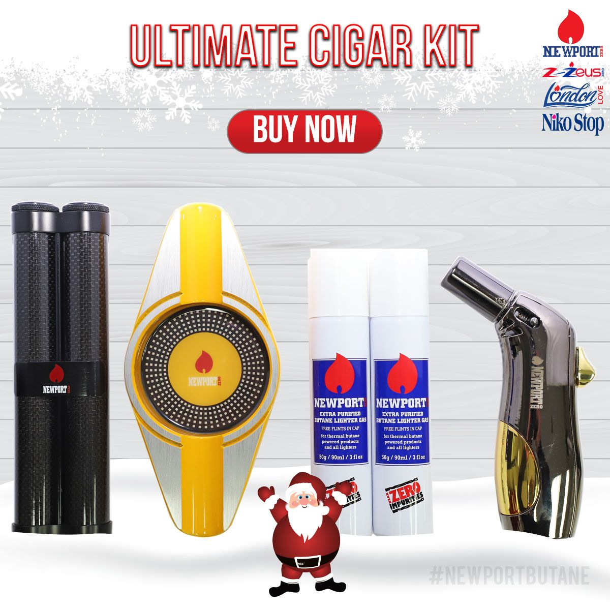 Christmas Deals 🎅 Cigar Accessories 💨 Extreme Sale Up to