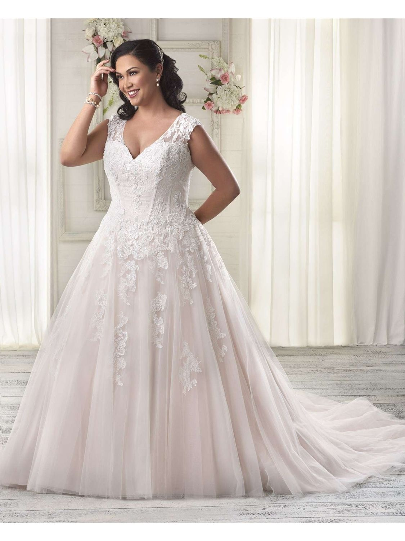 by Bonny Wedding Dress Style 1605 House of
