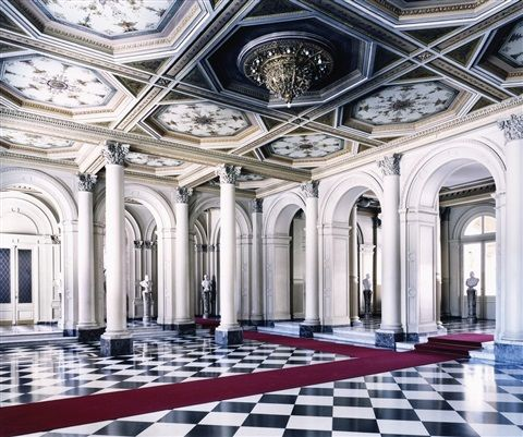 Sonnabend Gallery on artnetCandida Höfer (German, born 1944) Title: Casa Rosada Buenos Aires I, 2006 Medium: Photographs, C-print Edition: 6 Size: 78.75 x 93.75 in. (200 x 238.1 cm.) Catalogue: Inventory Catalogue Price: Price on Request Movement: Contemporary Art   CONTACT GALLERY ABOUT THIS WORK