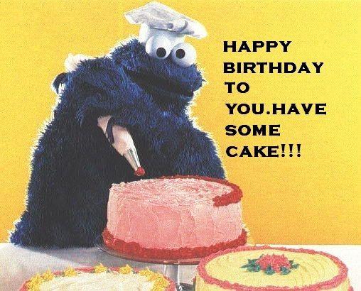 Cookiemonsterbirthdaycakeg 508410 Birthday E Cards
