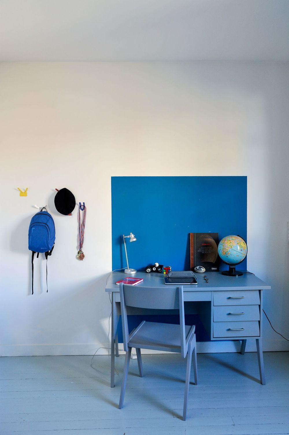 La Maison Bleue Issy Les Moulineaux maison issy-les-moulineaux : 100 m2 pour une famille de 4