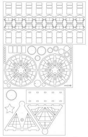Will Probably Be Super Hard To Assemble But I Finally Found A Ferris Wheel Template And It S Amazing Pop Up Card Templates Paper Crafts Diy Kirigami Templates