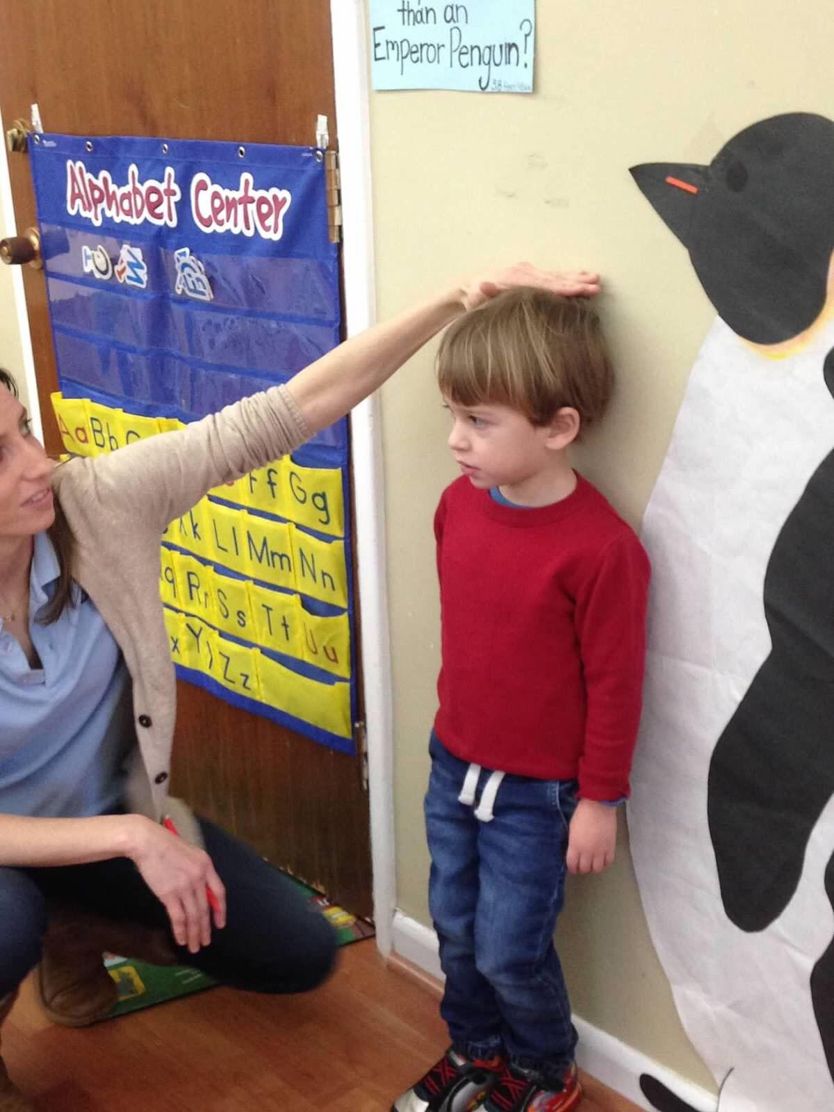 Preschool Math Measurement Are You Taller Than An Emperor