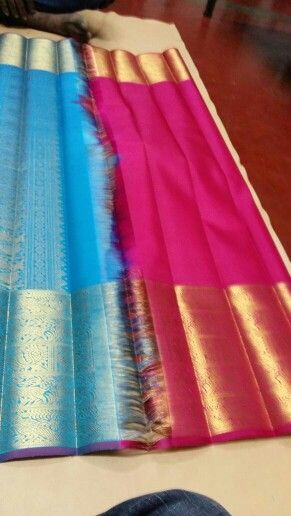 #Real #zari #kanjivaram sari from our #heritage looms to buy #Real 09755425339 #email osmhandicrafts@gmail.com