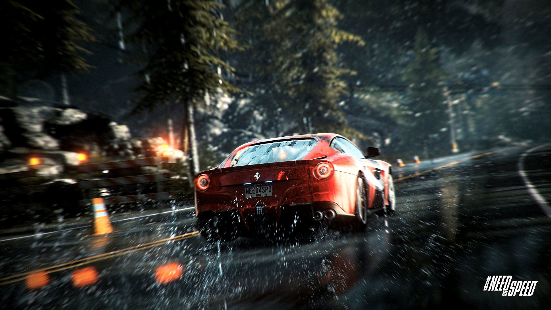 Need For Speed World Poster Hd Wallpaper Wallpaperfx Need