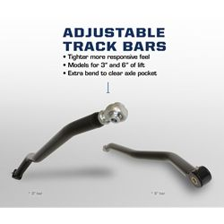 Carli Adjustable Track Bar 03 13 Ram 2500 03 12 Ram 3500 Dodge Ram 2500 Cummins Ram 2500 Cummins Dodge Ram 2500