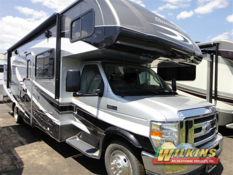 New 2017 Forest River Rv Sunseeker 3050s Ford Motor Home Class C