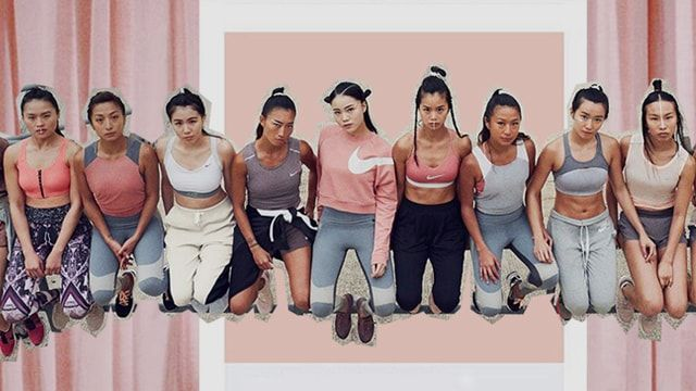 0dde9a6fd0 NIKE's 'Millennial Pink' offering in new Chrome Blush Collection ...