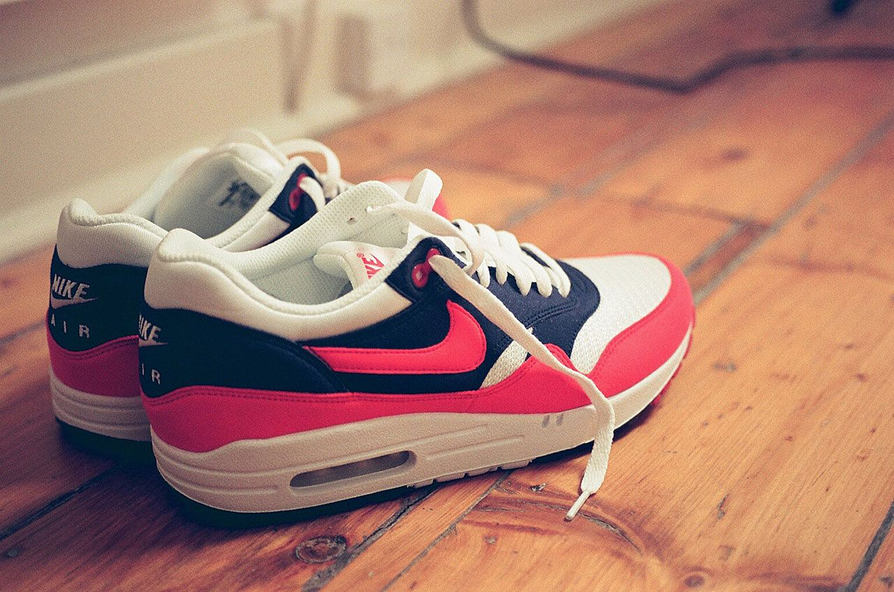 AIR MAX 1 Chica