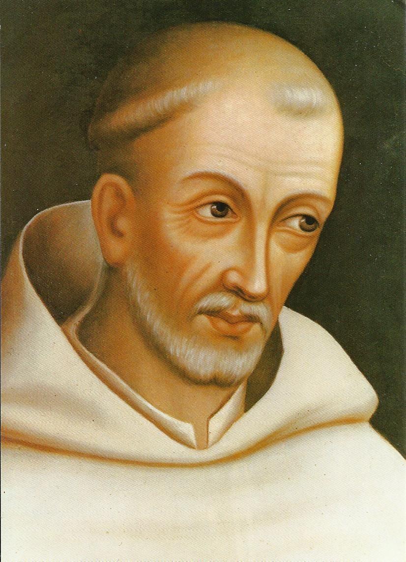 Saint Bernard The Great Saint Bernard Of Clairvaux