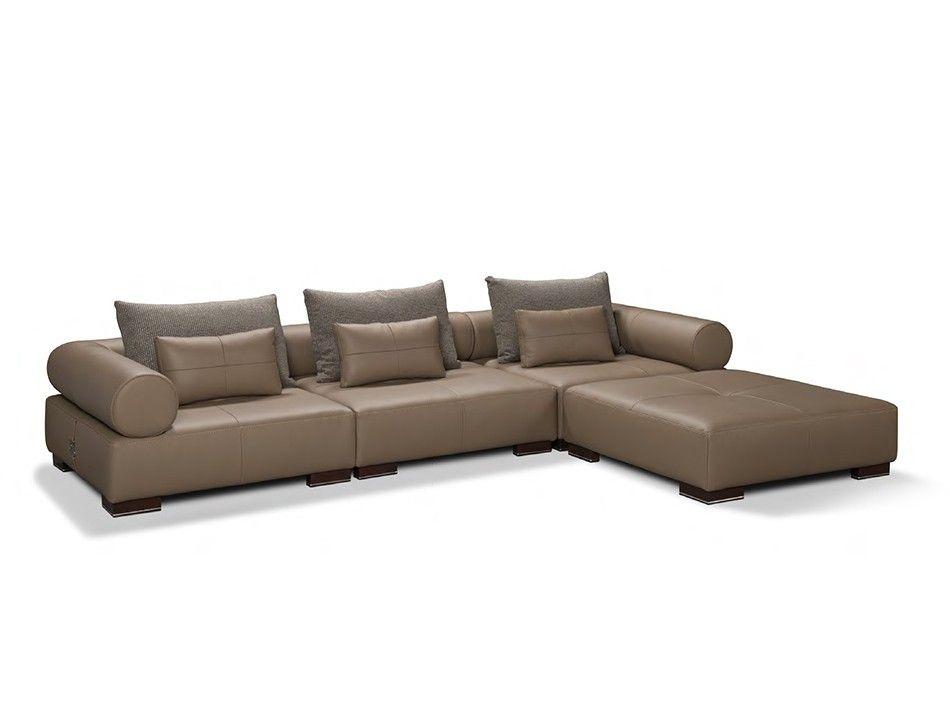 Sectional Sofa Rubino by Seduta d\'Arte Italy - $5,145.00 | Sofas ...