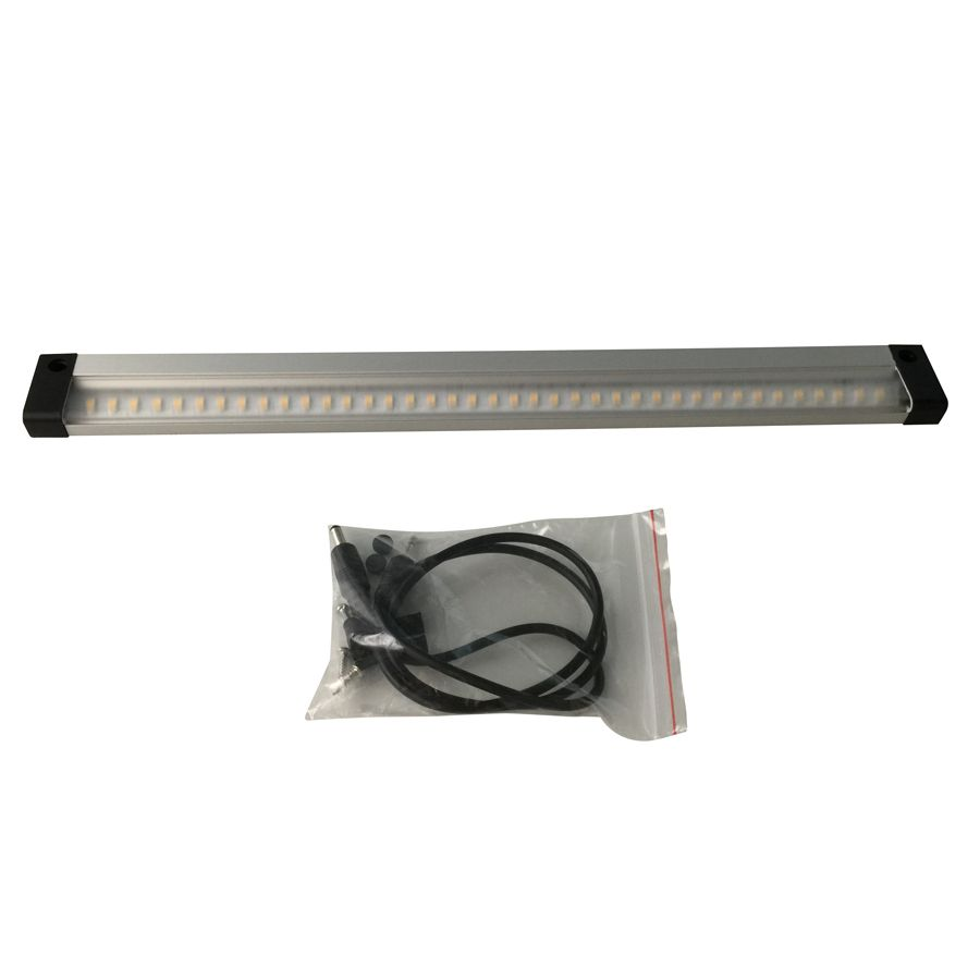 Utilitech 118 in plug in under cabinet led light bar lighting shop utilitech 118 in plug in under cabinet led light bar at lowes mozeypictures Choice Image