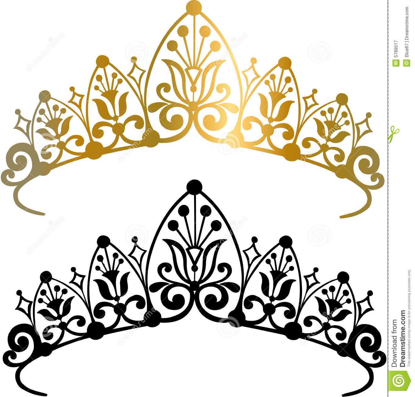 queen crowns vectors - photo #17