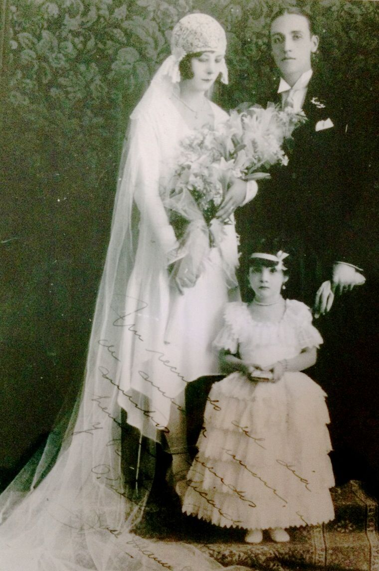 1930 wedding day, Mexico | Vintage Wedding/Dress Pictures ...