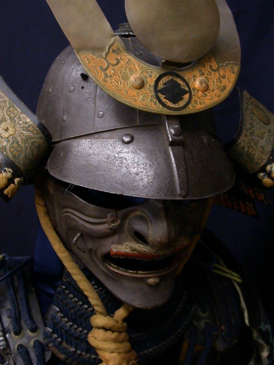 real suit of samurai armor for sale | Samurai | Pinterest ...