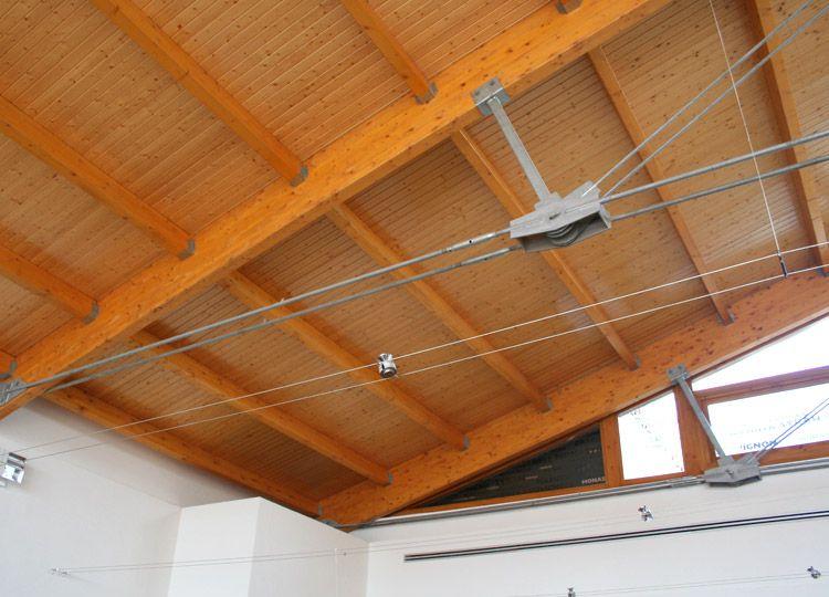 Ejemplo panel sandwich thermochip arquitectura con - Panel sandwich de madera ...