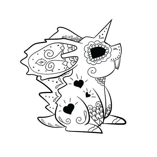 Nidoran male de los Muertos | Pokemon & Day of The Dead ...