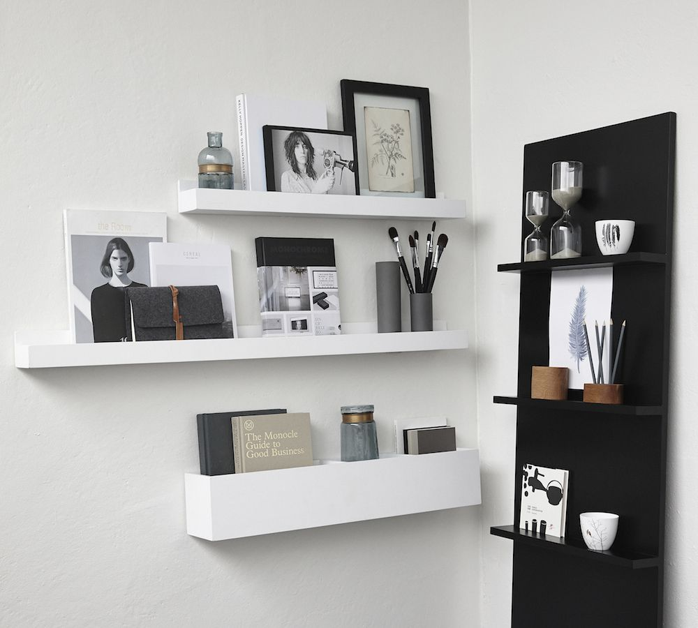 Picture Shelves and Wall Storage Design Vintage