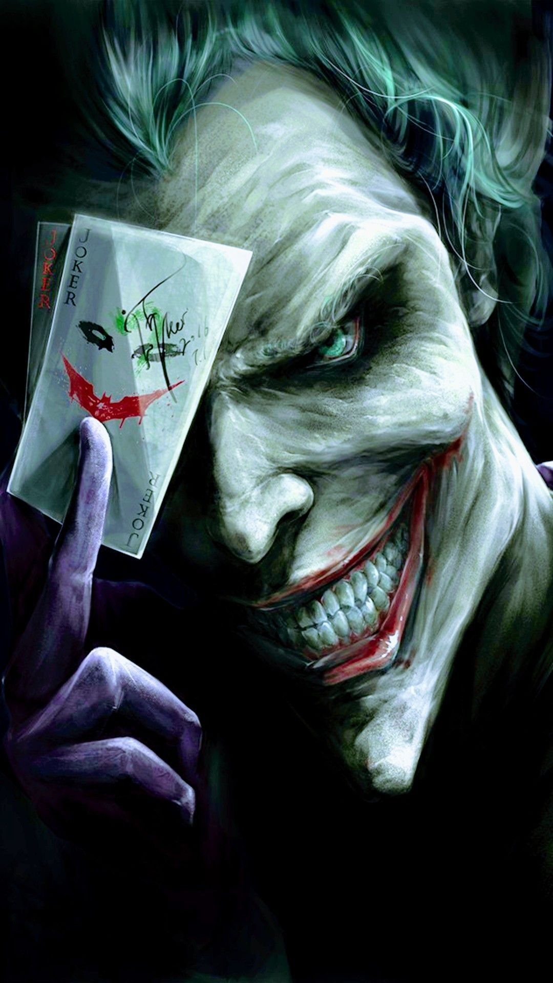 Pin by Jerry Williamson II on funny in 2020 Joker card