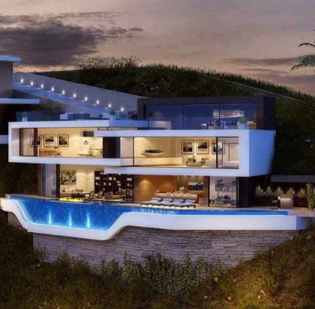 49+ Expensive modern houses info