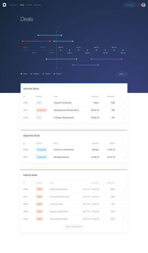 Deals 2x #interfacedesign