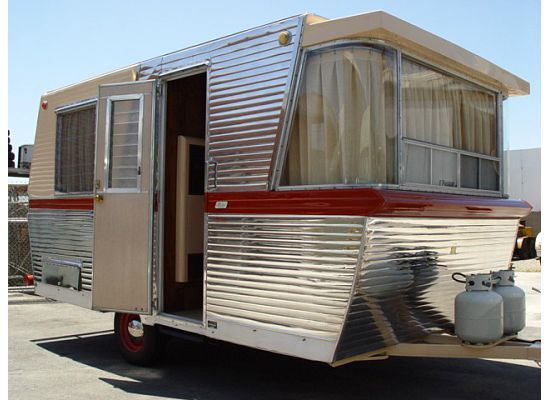 Groovy In Favorite Vintage Trailer Pictures Forum Vintage Travel Trailers Vintage Camping Retro Caravan