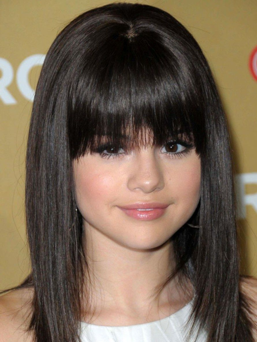 Hairstyle Salon Hairstyle Bangs For Round Face Round Face Hairstyles Long Round Face Haircuts