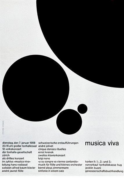 Design – Josef Müller–Brockmann