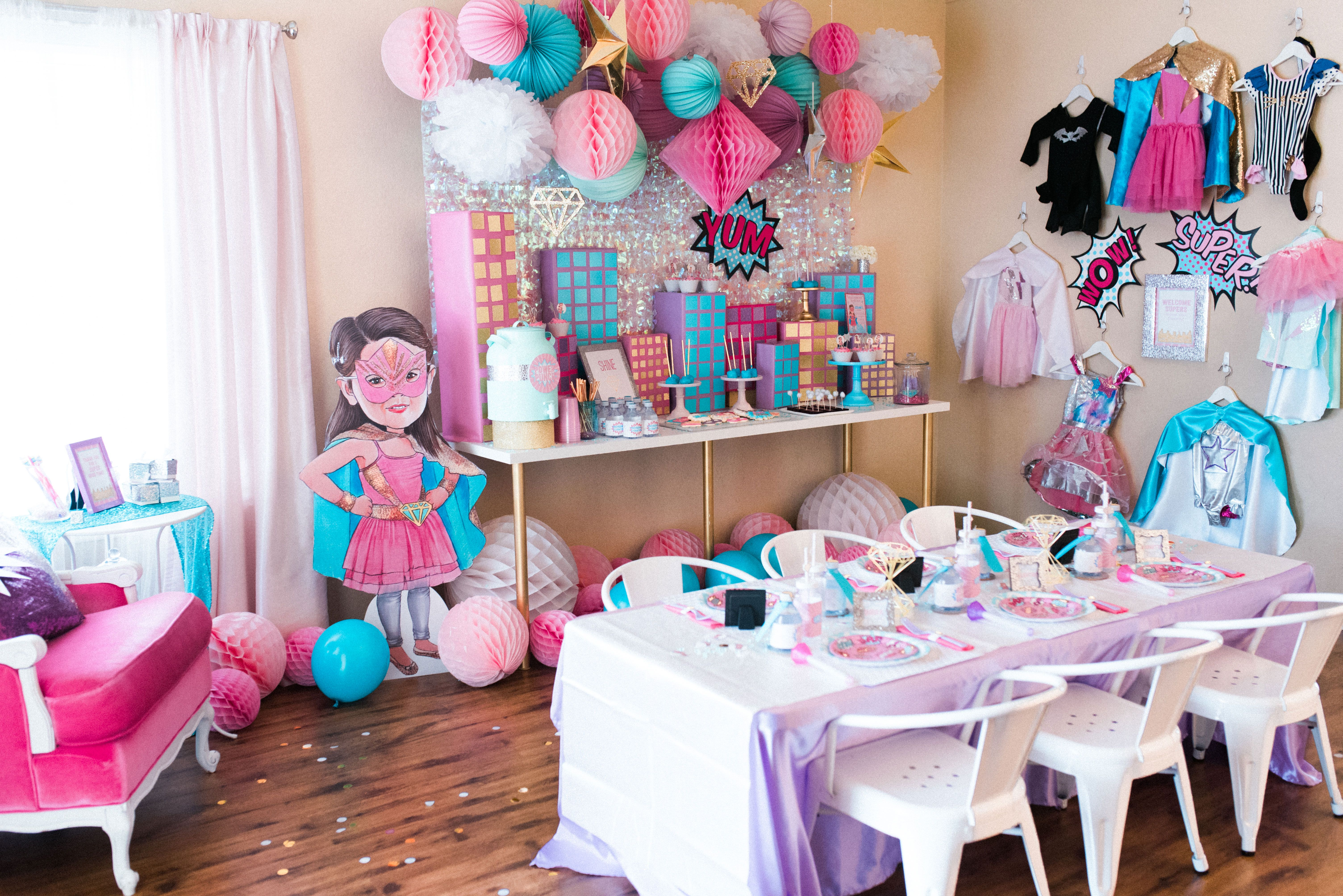 Princess party ideas for girls — img 6