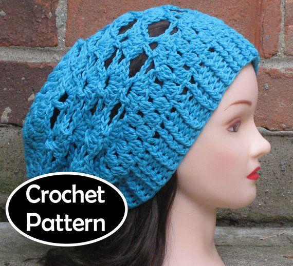 CROCHET HAT PATTERN Instant Download  Felicity door AlyseCrochet, $4.50