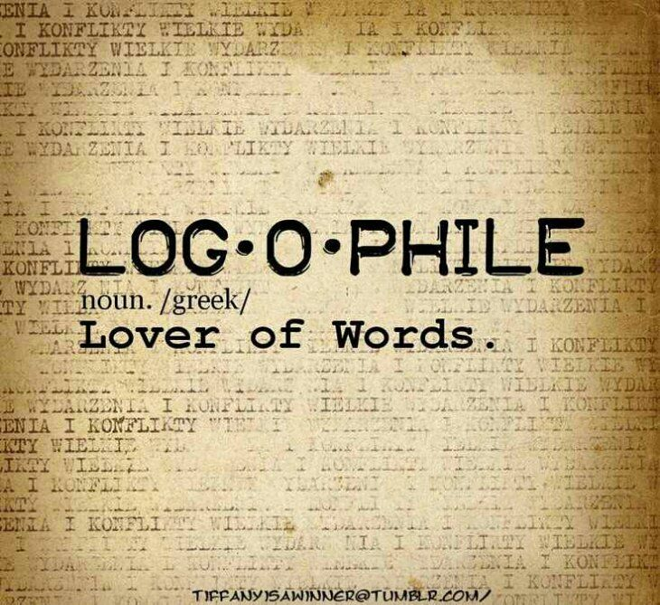 Image result for logophile