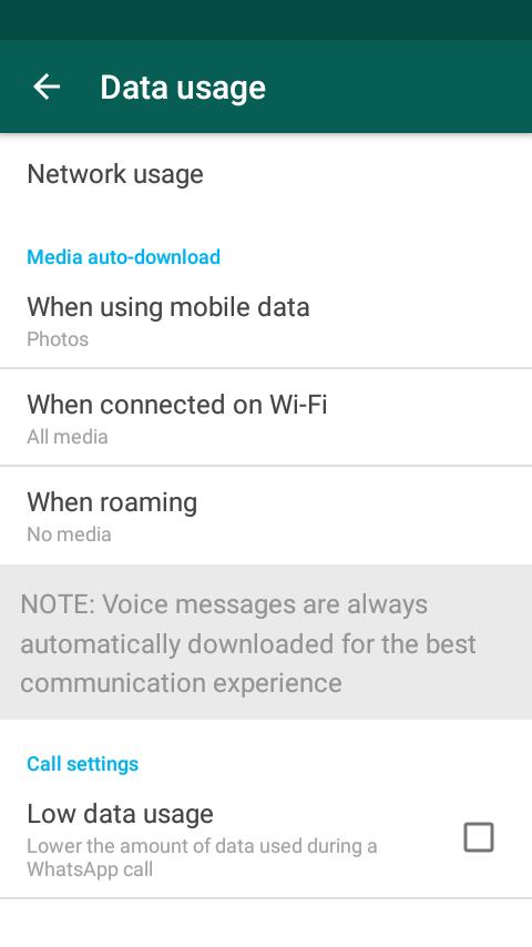 WhatsApp Messenger is a cross-platform instant messaging