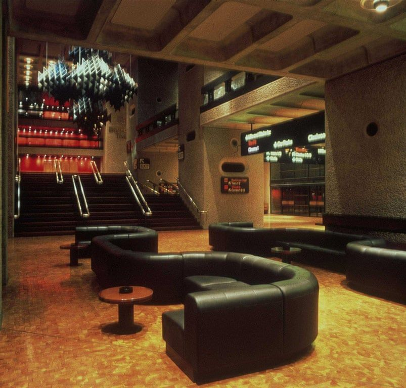 30 Years Of The Barbican Centre – In Pictures