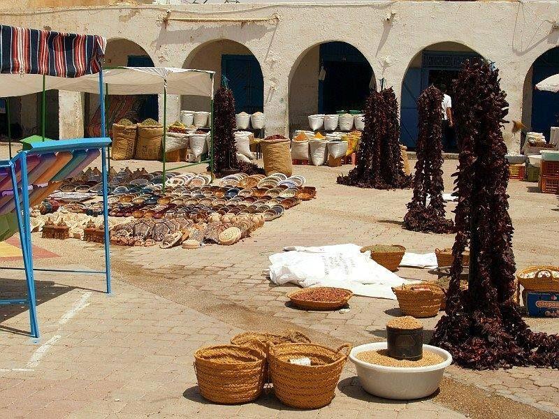 Tataouine – à Tunisie.
