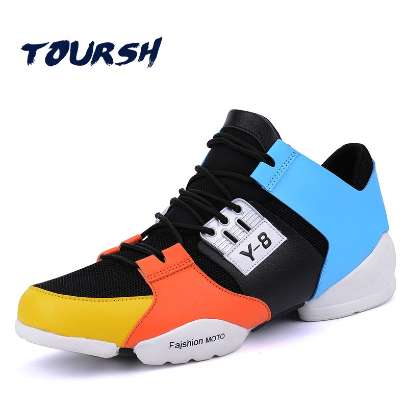 Racquet And Jog Running Shoes Toursh Men Running Shoes Men Sneakers Breathable Sport