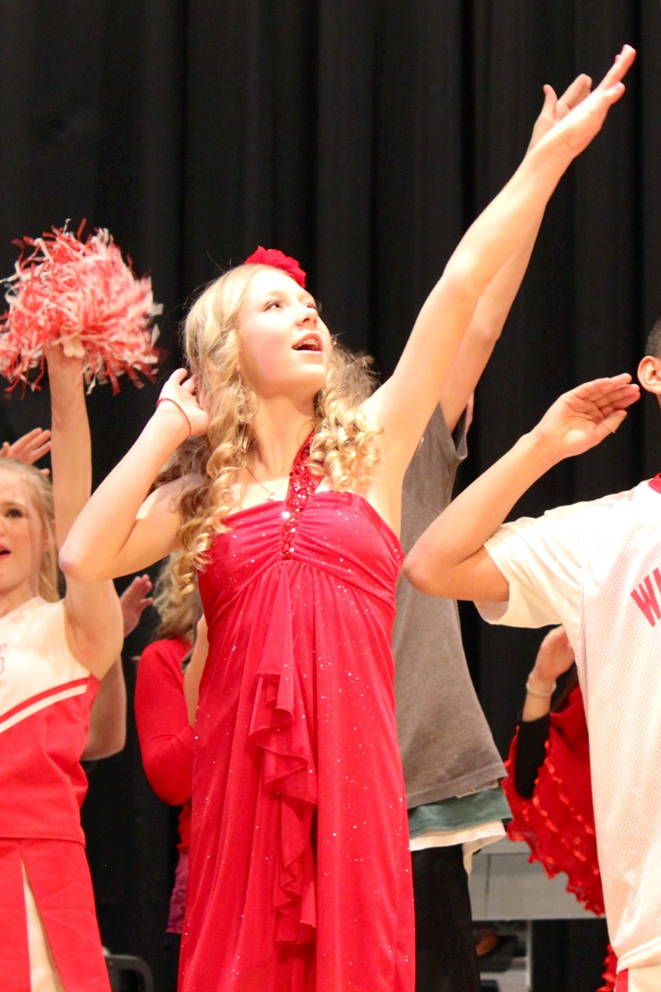 High School Musical Jr. at Cheney Middle School Sharpay | My kids ...