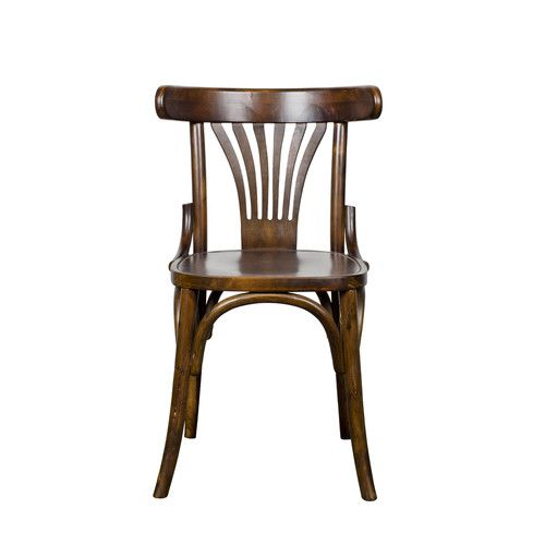 Bistro stol brun | Stolar, Möbelidéer, Interiör