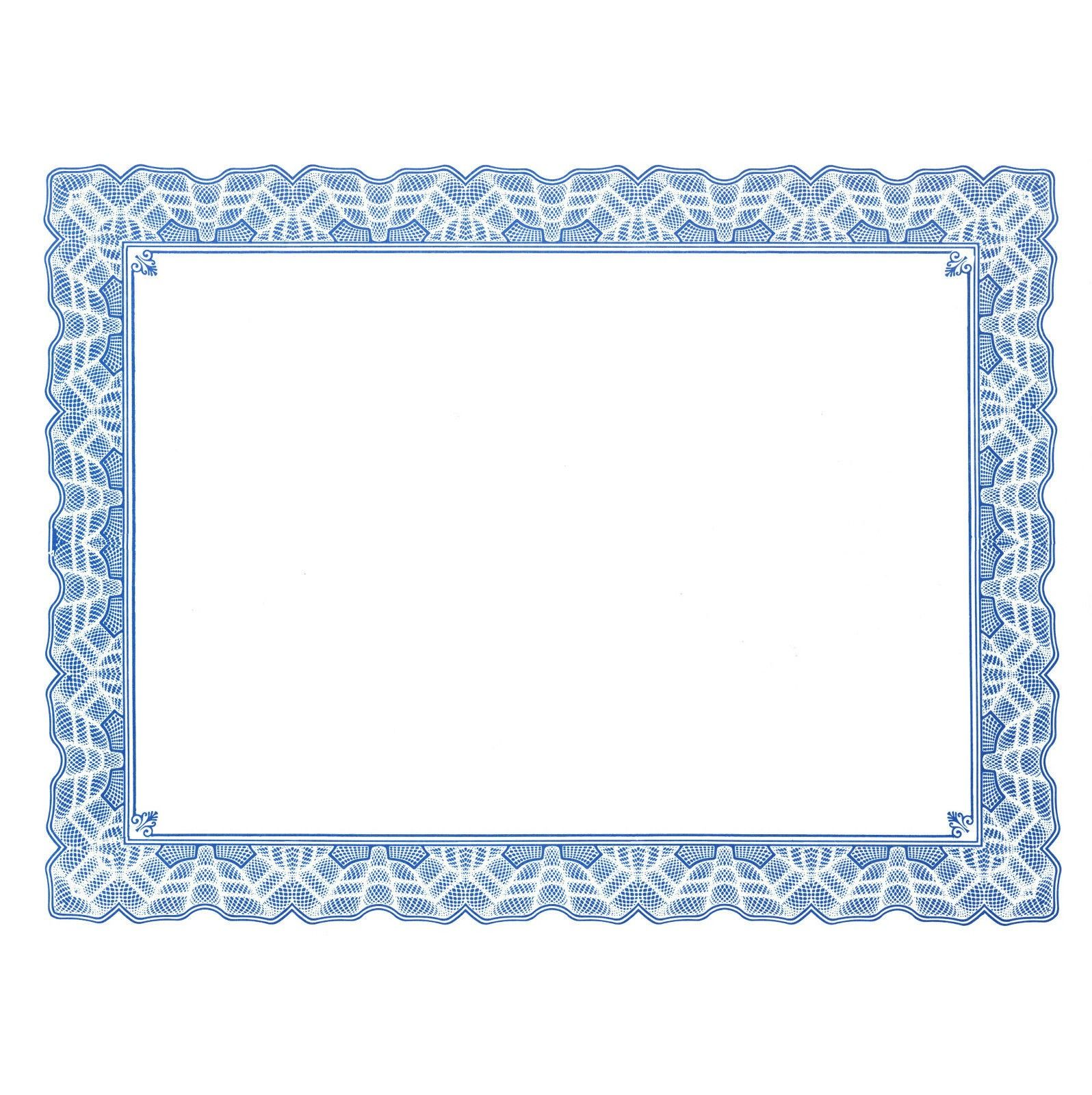 Free Certificate Border Templates For Word  Besttemplates