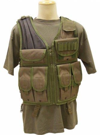 Military shop · KATONAI TAKTIKAI MELLÉNY FEGYVERTÁMASSZAL 3506 44f05e6bff