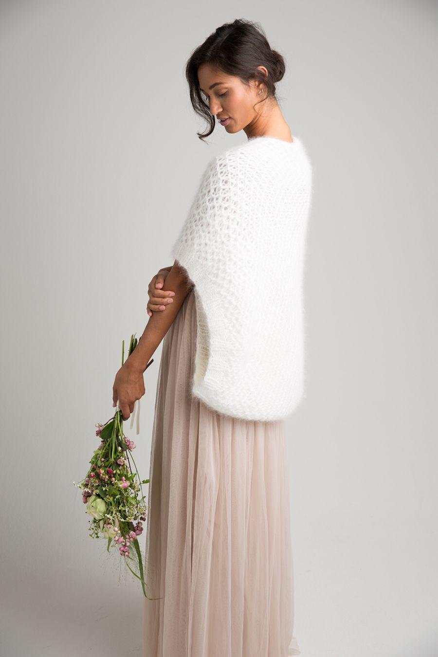Marryandbride – Strickjacken für die Braut   Die braut, Strickjacke ...