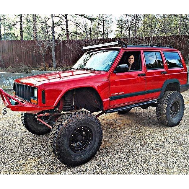 Jeepbeefby Jeepher Because Jeep Jeep Cherokee Xj Xjqueen