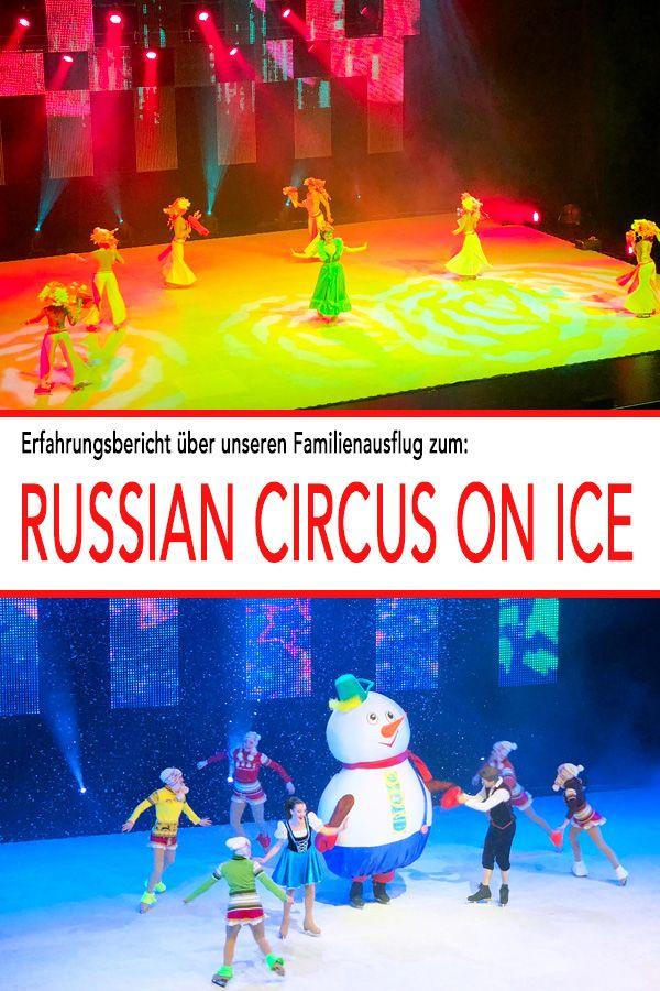 Ein tolles Erlebnis für die ganze Familie: Russian Circus On Ice ...