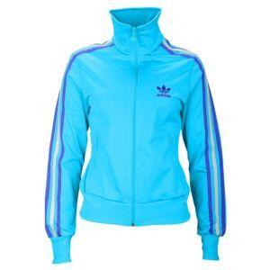 4fb9dfc8 adidas Originals Firebird Track Jacket - Women's - Sport Inspired - Clothing  - Light Aqua/Lab Blue