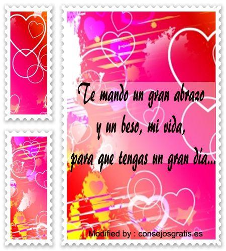 Descargar Poemas De Buenos Dias Para Mi Amor Mensajes Bonitos De