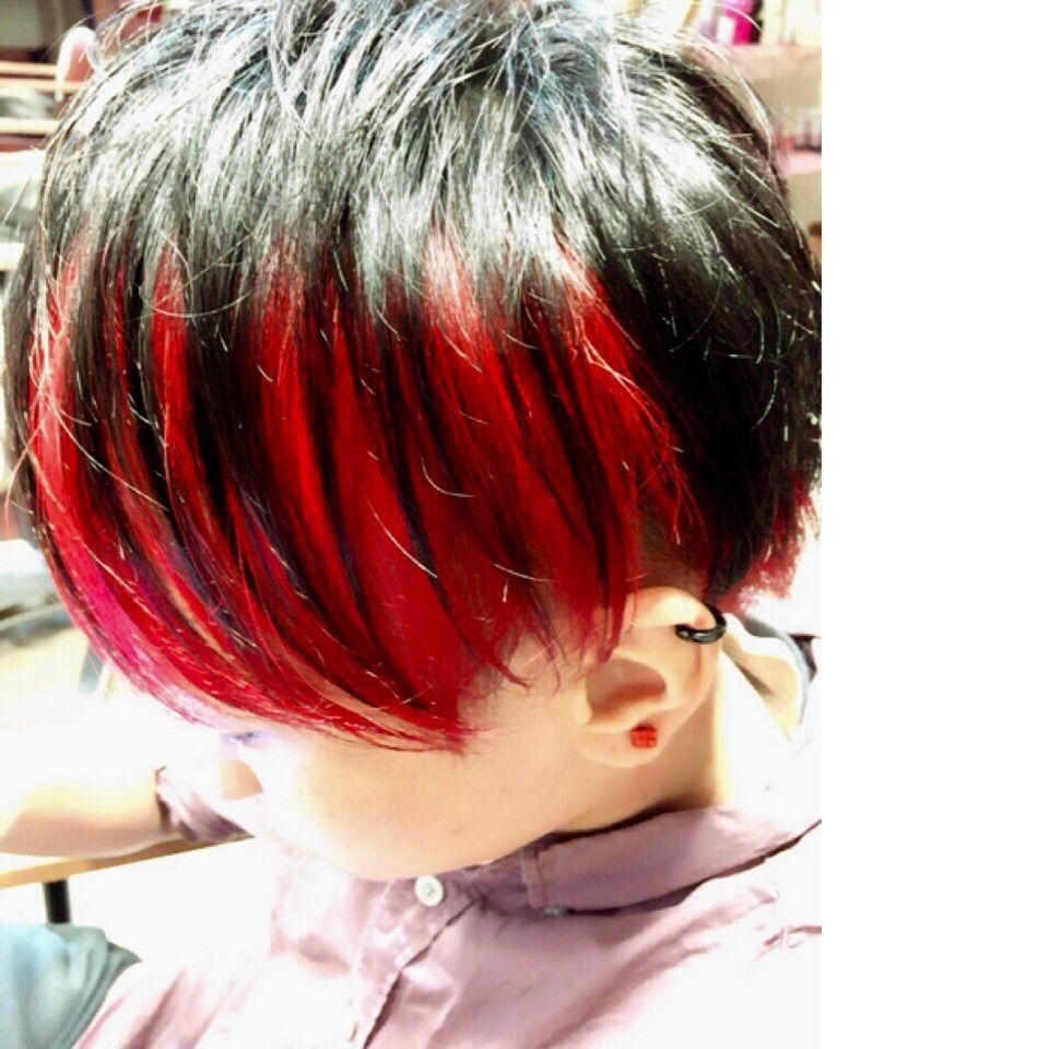 Cabelo おしゃれまとめの人気アイデア Pinterest まる 2020 カラー インナーカラー 派手髪